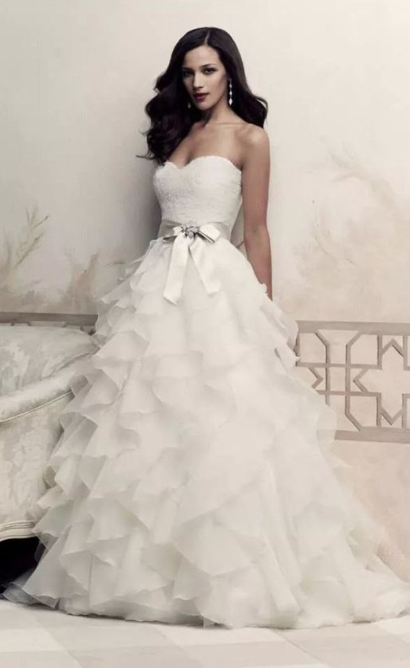 Beautiful Wedding Dresses White