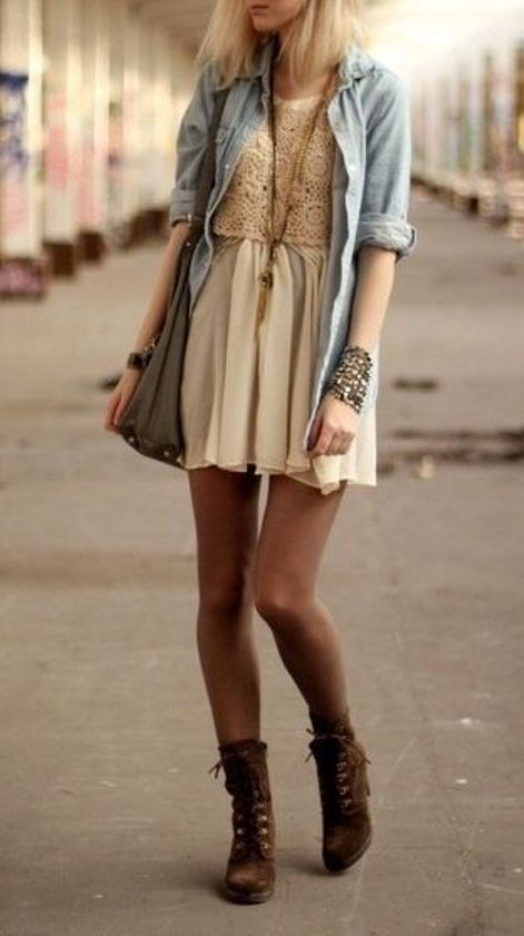Casual Style for Teenage Girls