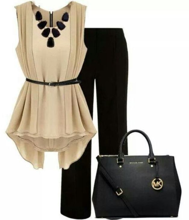 Classy Fashion Ideas for Women Over 40