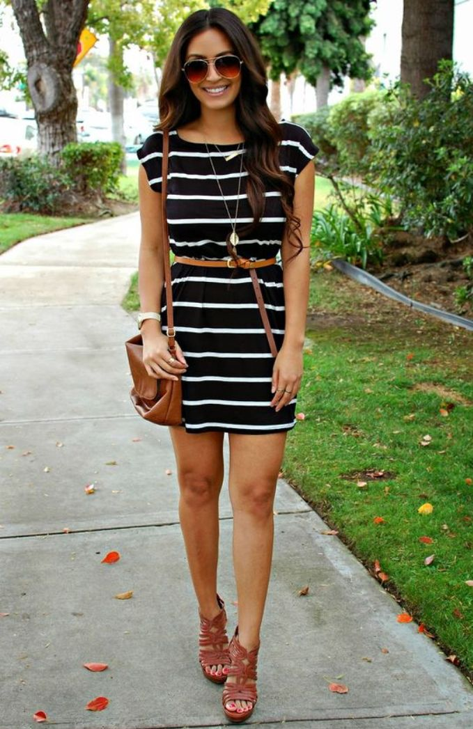 Cute Casual Dress for Teenage Girls