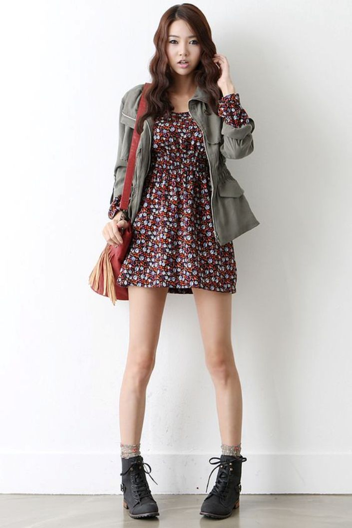 Cute Fashion Styles for Teenage Girls