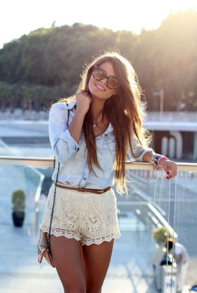 Everyday Fashion Styles for Teenage Girls
