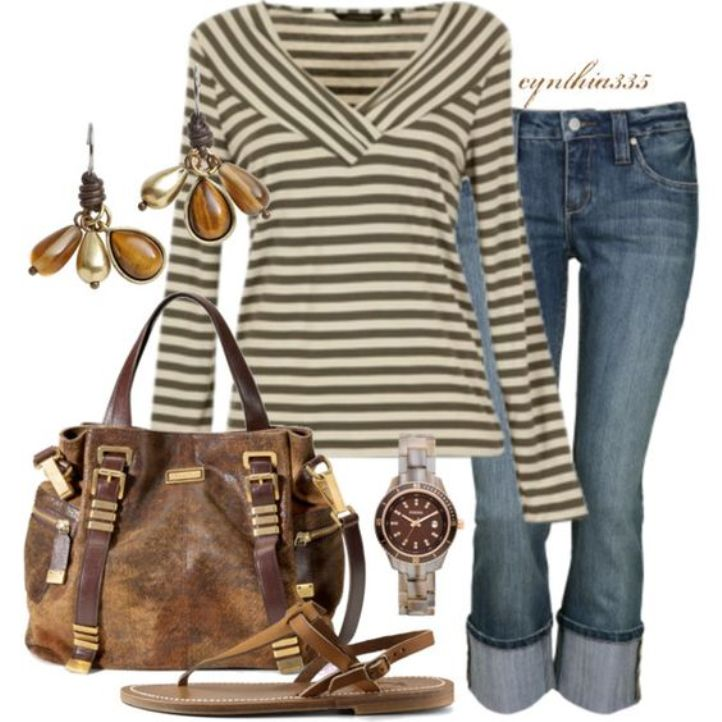 Fashion Ideas for Women Over 40 Casual