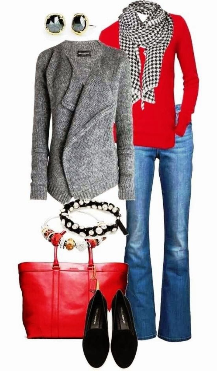 Fashion Ideas for Women Over 40 Winter