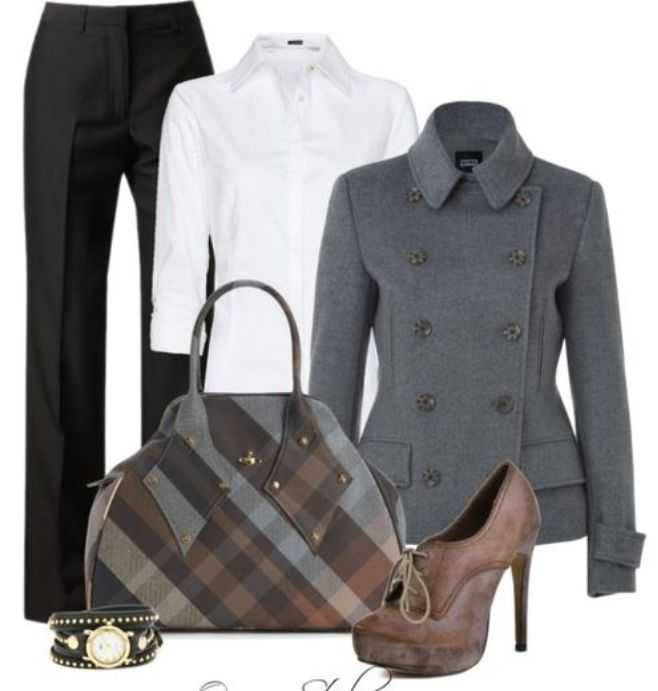Fashion Ideas for Women Over 40 with Blazer