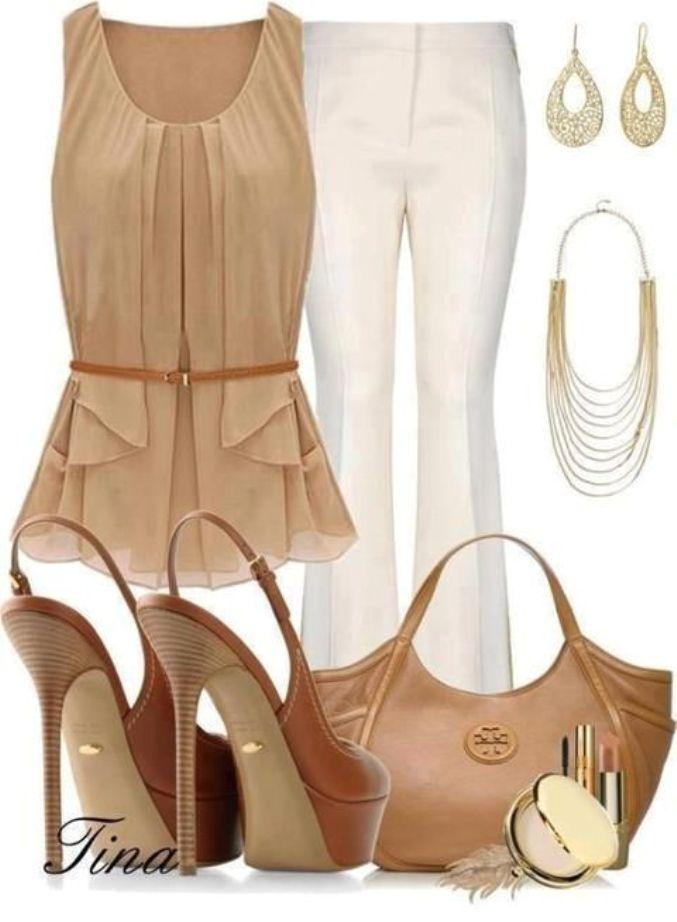 Gorgeous Fashion Ideas for Women Over 40