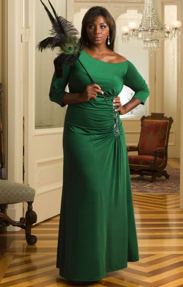 Plus Size Dresses for Women Special Occasions