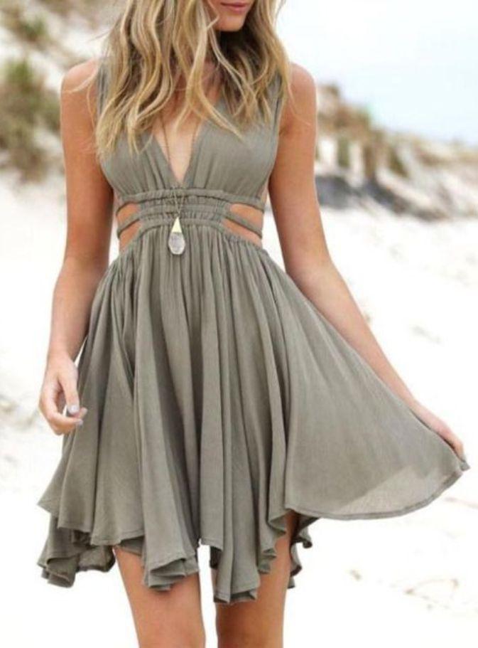 20 Short Chiffon Dresses for Teen Girls - GetFashionIdeas.com - GetFashionIdeas.com