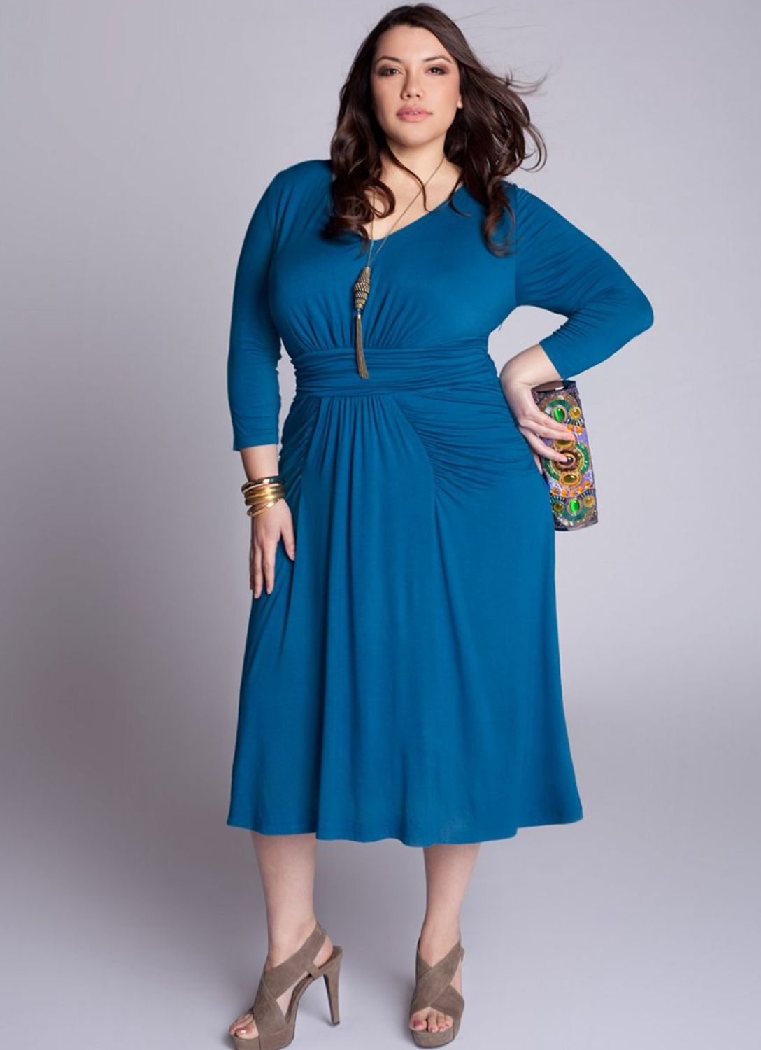 Special Occasion Plus Size Dresses