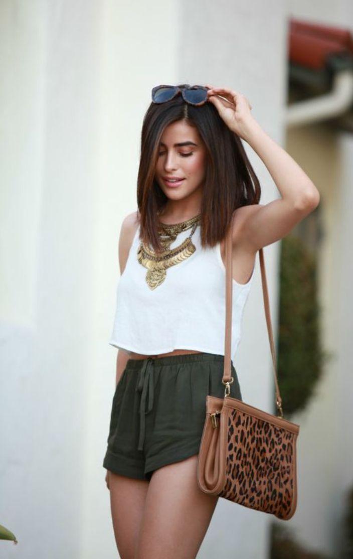 Summer Fashion Styles for Teenage Girls