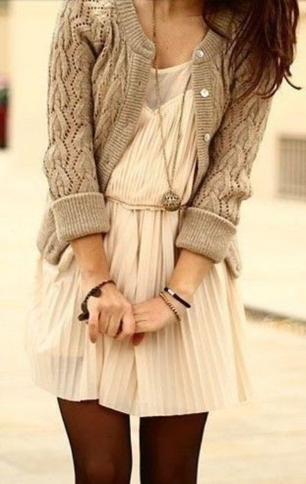 Winter Style for Teenage Girls