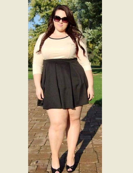Women's Plus Size Dresses and Skirts