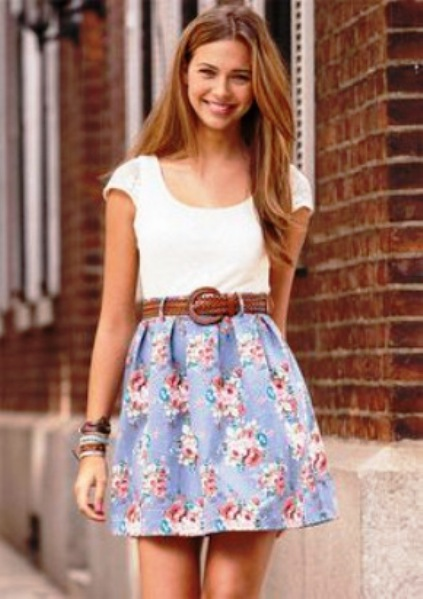 Cute Summer Dresses for Teens Country