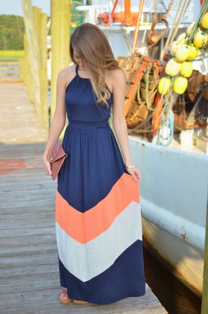 Cute Summer Dresses for Teens Long