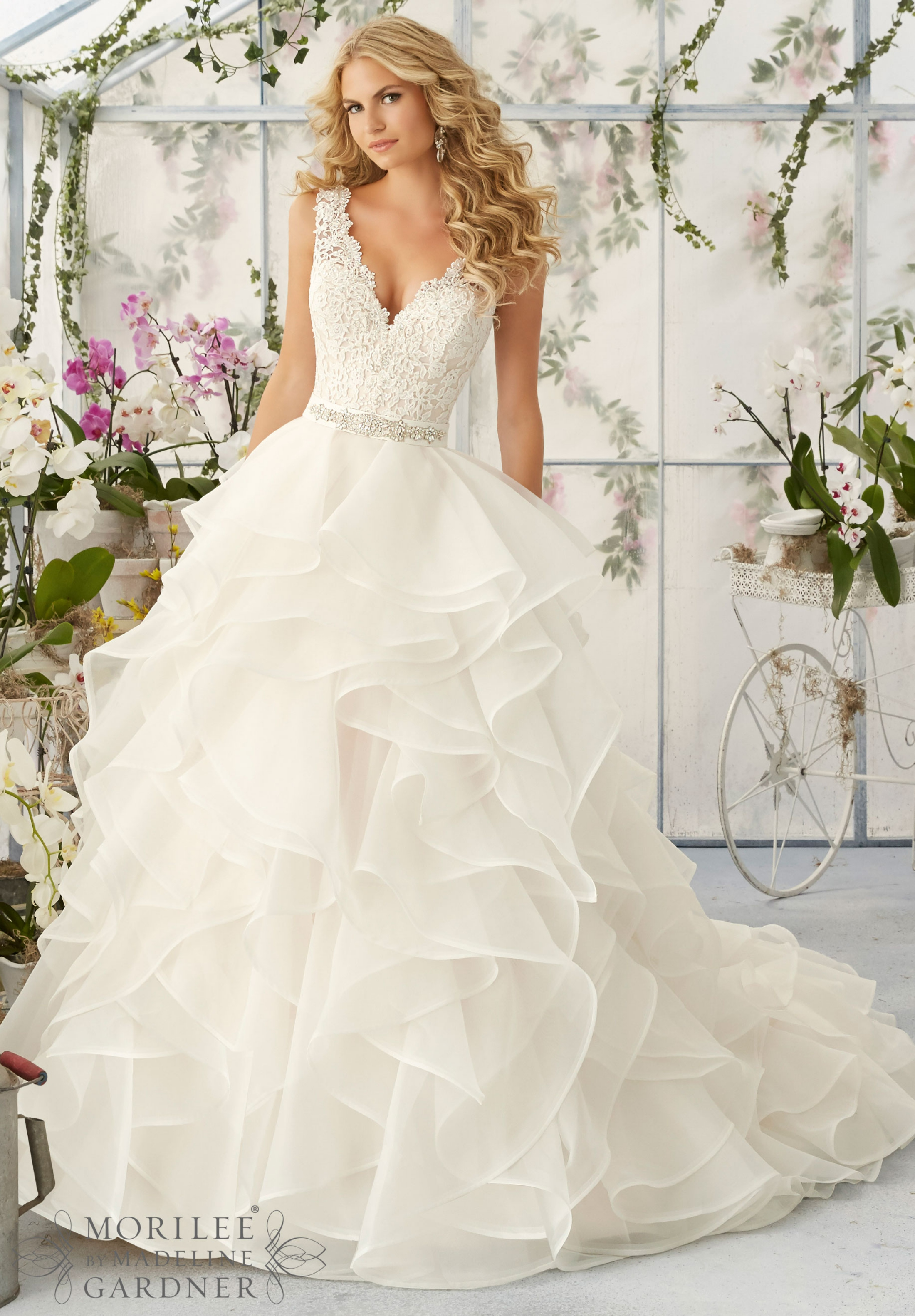 14 cheap wedding dresses under 100