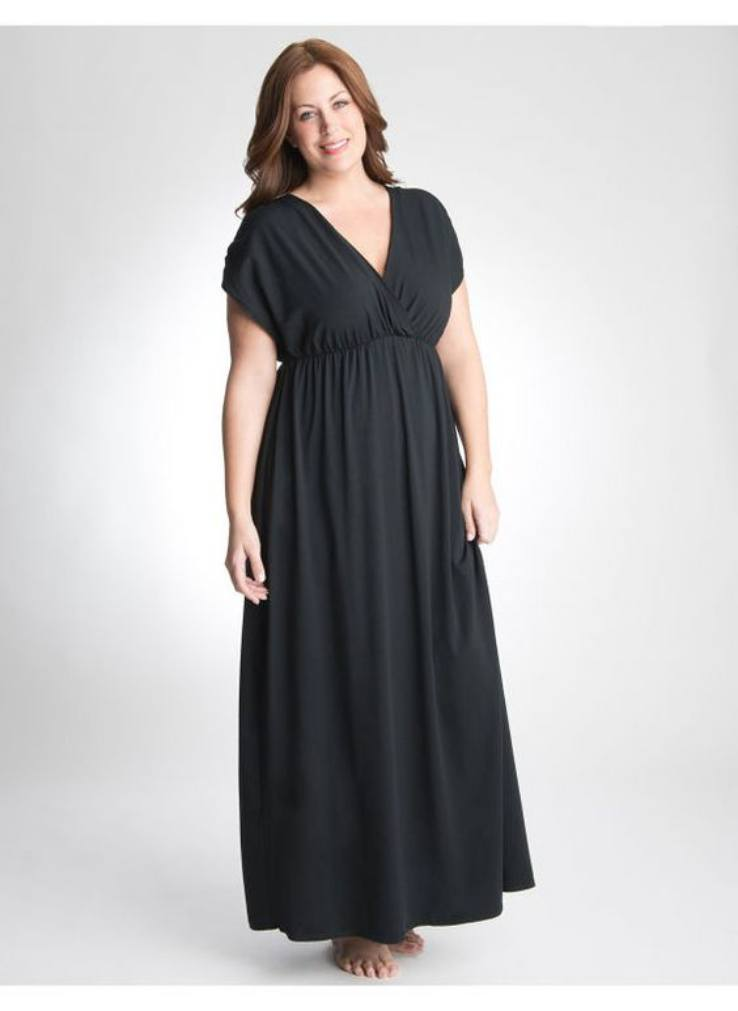 Cheap Maxi Dresses For Plus Size