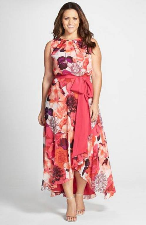 Cheap Maxi Plus Size Dresses