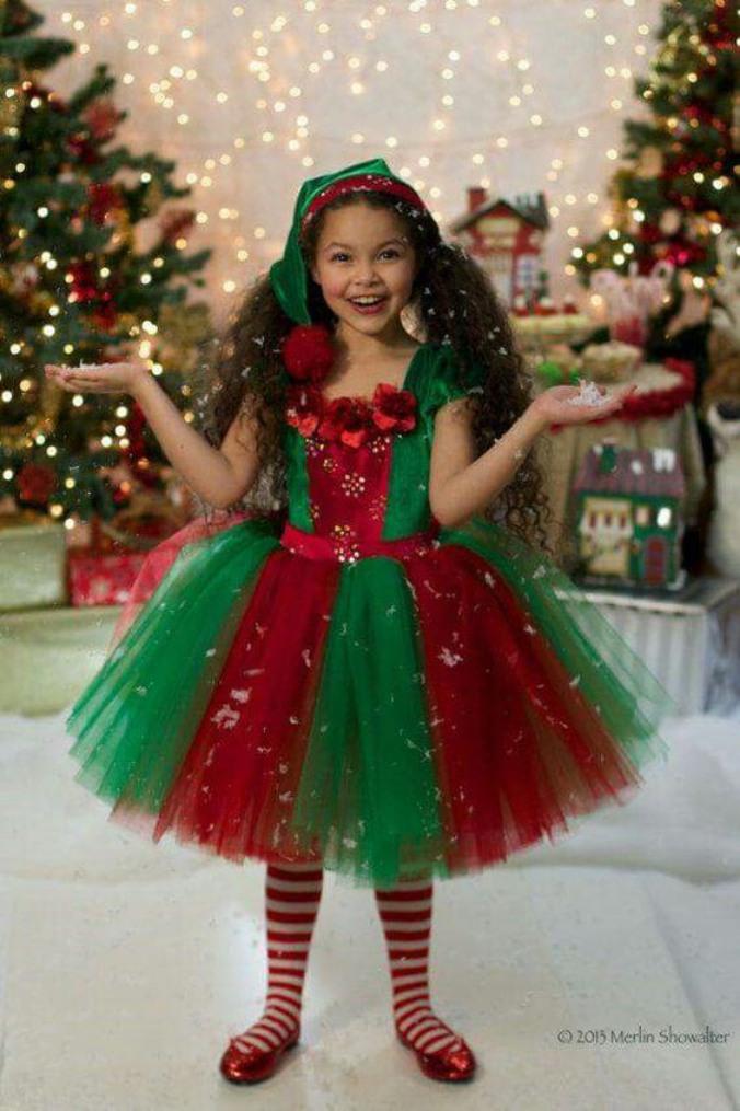 11 beautiful christmas dresses for girls getfashionideas com