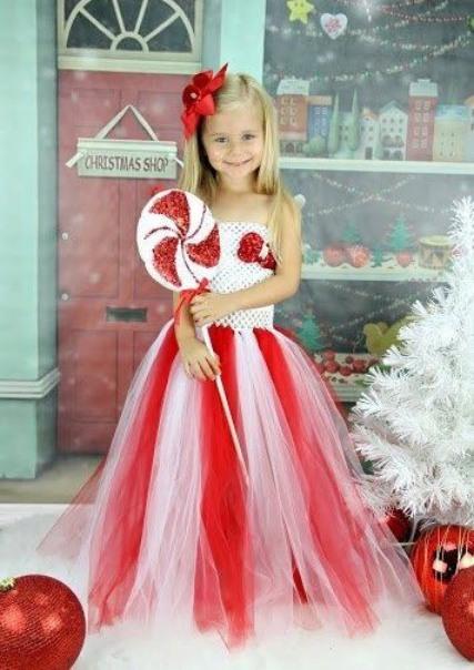 elegant christmas dresses for girls