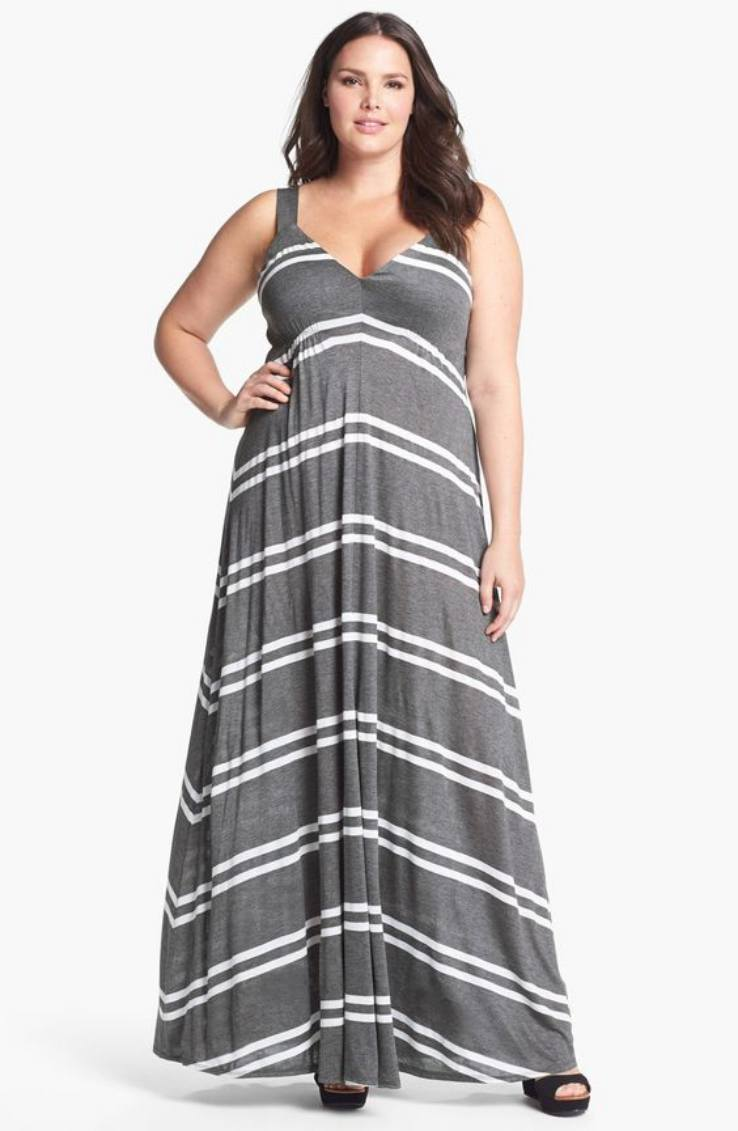 Plus Size Cheap Maxi Dresses