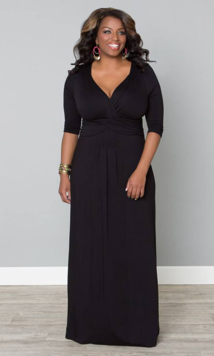 Plus Size Long Maxi Dresses Cheap