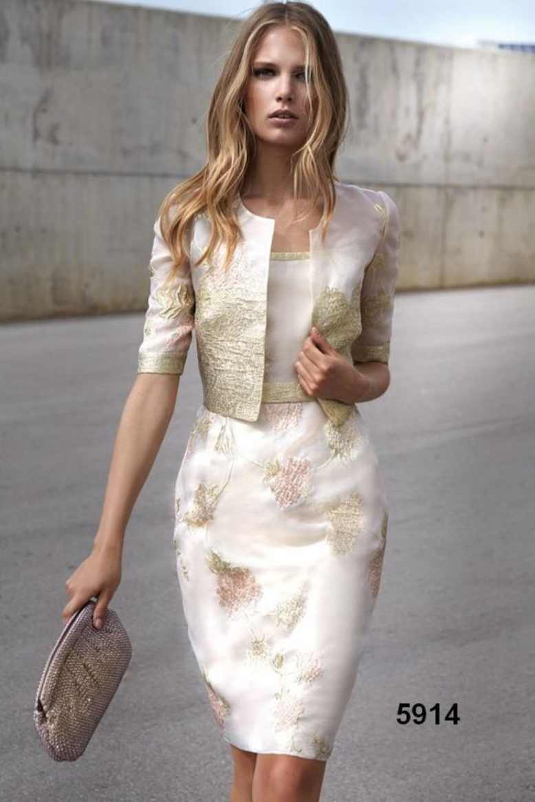 10 beautiful dresses for wedding guest getfashionideas for Dress for a spring wedding
