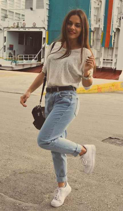 cute outfits for teenage girl with jeans