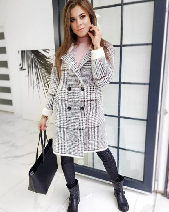 fashionable office winter jackets for women