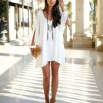 Short Chiffon Dresses for Teen Girls Summer