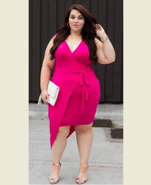 Women's Plus Size Dresses to Wear to a Wedding