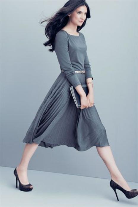 Casual Summer Dresses for Women Long Sleeve
