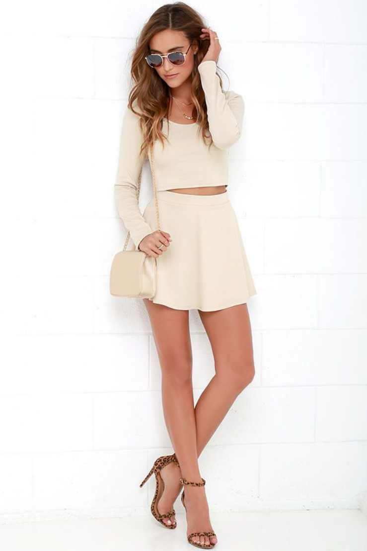 8 Cute Outfits for Teenage Girl - GetFashionIdeas.com - GetFashionIdeas.com