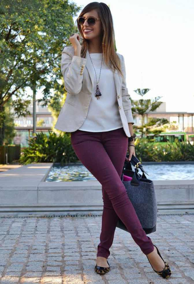 women's casual outfit ideas for work