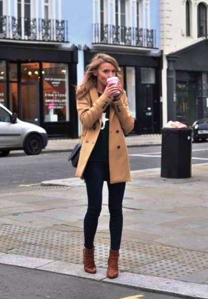winter outfit ideas for young women