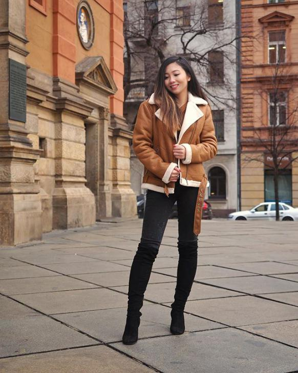 very fashionable winter jackets for women